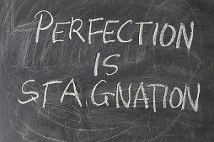 Perfektion_Scheitern als Erfolgsrezept auf dem Weg zur gelungenen Geldbeiziehung